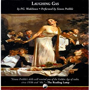 Laughing Gas Front Cover