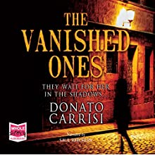 The Vanished Ones (       UNABRIDGED) by Donato Carrisi Narrated by Saul Reichlin