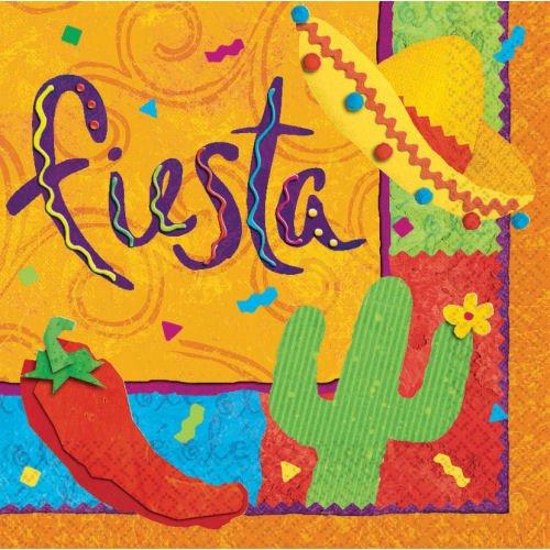 "Western Fiesta 13"" Lunch Napkin"