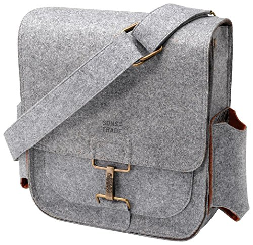 Sons of Trade Journey Pack with Changing Kit - Gray