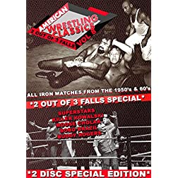 Wrestling Classics Vol 8: 2-out-of-3-falls Two Disc