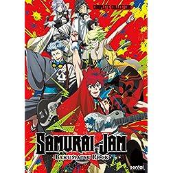 Samurai Jam: Bakumatsu Rock: Complete Collection