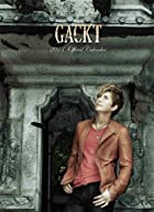 GACKT カレンダー 2013年()