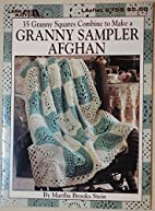 Granny Sampler Afghan by Martha Brooks Stein…