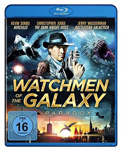 Watchmen of the Galaxy - Paradox [Blu-ray]