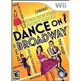 Dance on Broadway - Nintendo Wii ~ UBI Soft
