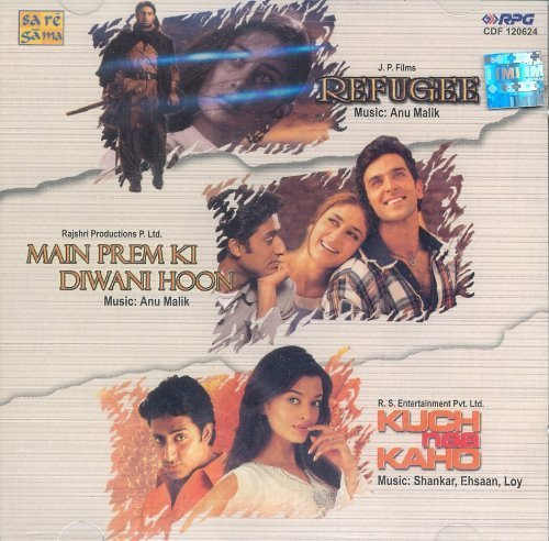 Main Woh Duniya Hoon Full Mp3 Song Dawoonllod: Main Prem Ki Diwani Hoon CD Covers