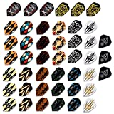Cuesoul 15 Set Slim Dart Flights Wholesale