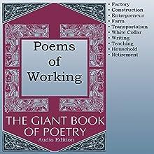 Poems of Working Audiobook by William Roetzheim - editor Narrated by Robert Masson, Richard Baird, Olga Mieth, Marti Krane, Kris Griffen, John Aviles, Joel Castellaw