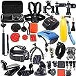 Sports de plein air Kit d'accessoires pour GoPro Hero 4 Silver Black Hero 4 3+ 3 2 1
