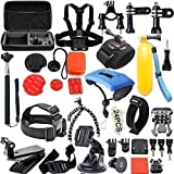 Soft Digits Accessories Accessory Kit Bundle Kit for Gopro Hero 4/3+/3/2/1