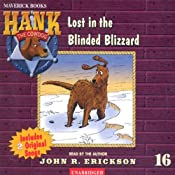 The Case of the Blinded Blizzard | John R. Erickson