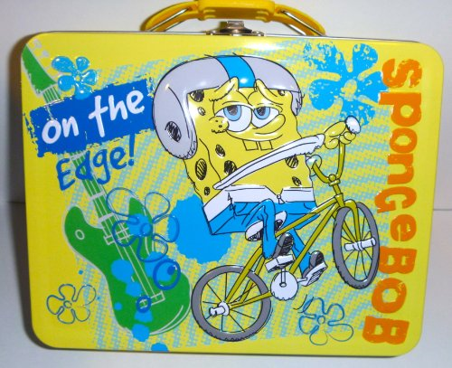 Lunch Box - Spongebob - On The Edge - 1