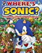 Where's Sonic?: A Sonic the Hedgehog Search-and-find Adventure (Search & Find)