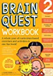 Brain Quest Grade 2 Workbook [With St...