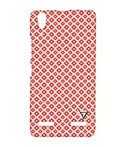 Vogueshell Pattern Printed Symmetry PRO Series Hard Back Case for Lenovo A6000