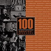 100 Greatest Speeches | [Shout! Factory]