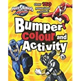"Disney Bumper Colouring and Activity: ""Power Rangers"" (Bumper Colour & Activity)"