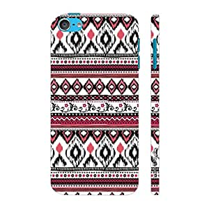 Enthopia Designer Hardshell Case Aztec 25 Back Cover for Apple Ipod Touch 5