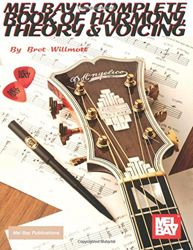 Ebook deutsch gratis download Mel Bay's complete book of harmony, theory & voicing