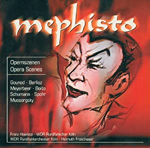 Opera Arias (Bass): Hawlata F