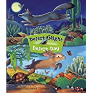 Desert Night Desert Day 1st (first) Edition by Anthony D. Fredericks published by Rio Chico (2011)