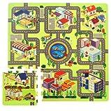 Tapis puzzle - circuit