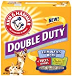 Arm & Hammer Double Duty Clumping Lit...