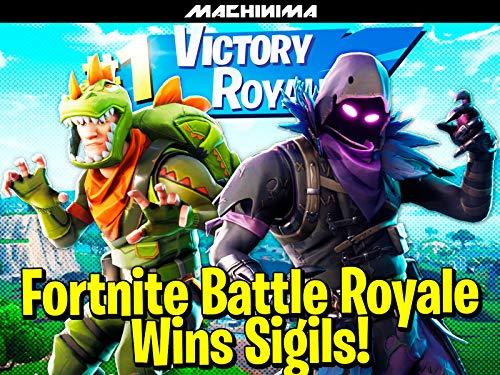 Clip: Fortnite Battle Royale Wins (Sigils) - Season 1