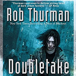 Cal Leandros Series, Book 7 - Rob Thurman