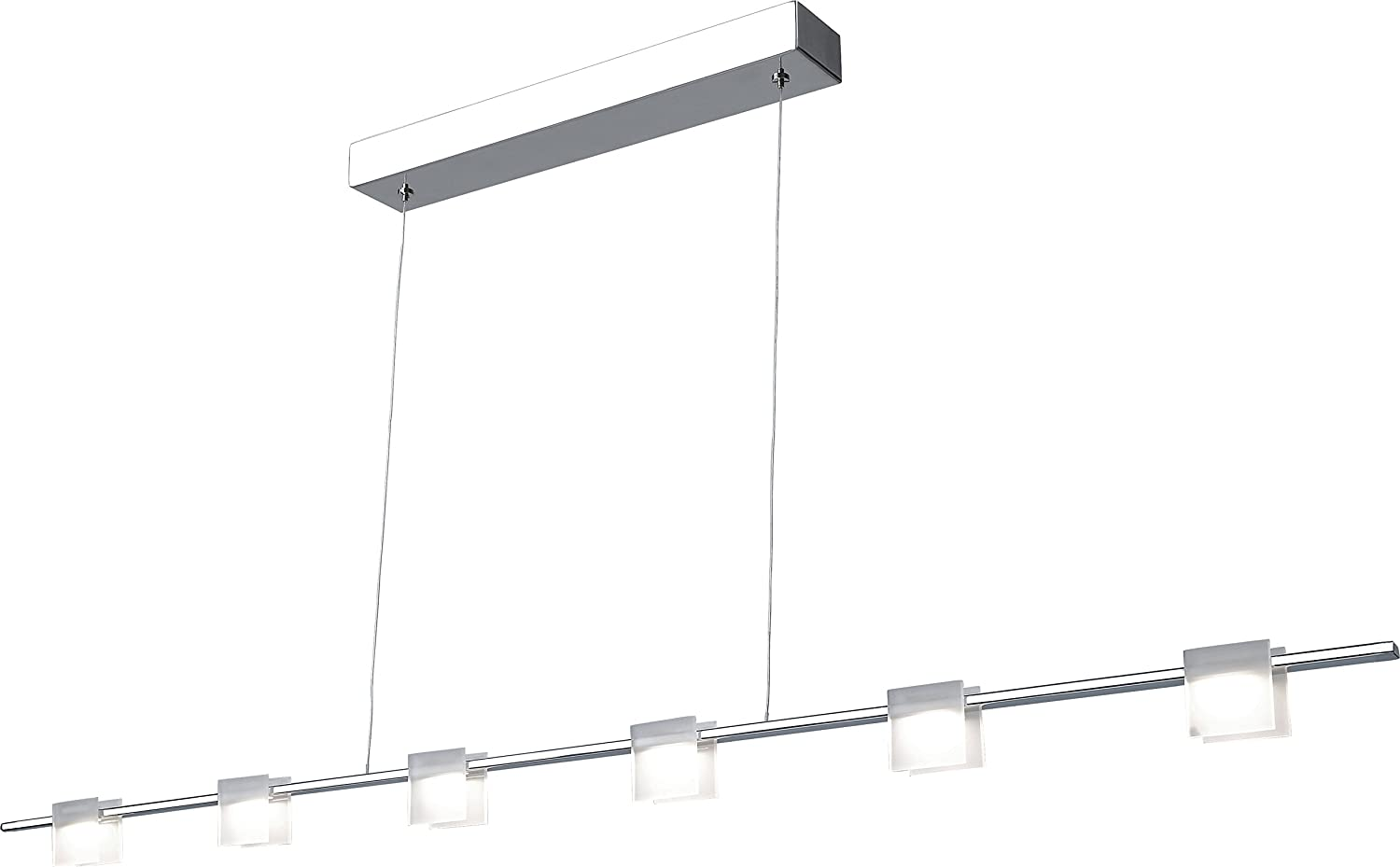 Sompex LED Pendelleuchte Mary2, 6-flammig SO-78865