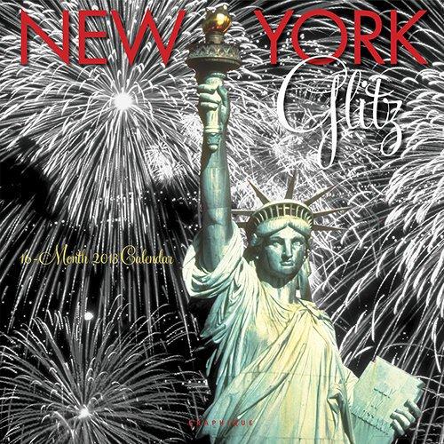 New York Glitz Wall Calendar 2013 (New York Glitz compare prices)