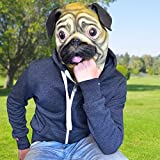 Accoutrements Pug Mask