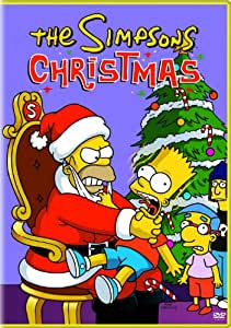 The Simpsons: Christmas (Bilingual)