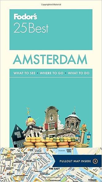 Fodor's Amsterdam 25 Best (Full-color Travel Guide)