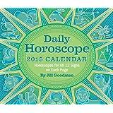 Daily Horoscope 2015 Day-to-Day Box Calendar