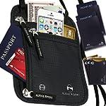 Neck Wallet Passport Holder & Travel...