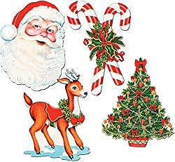 Planet Jashn Christmas Cutouts