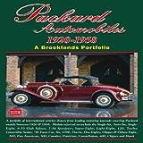 Packard Automobiles 1920-1958: A Brooklands Portfolio