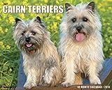 Just Cairn Terriers 18-Month Calendar