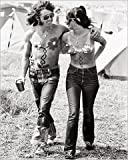 Posters: Hippies Poster Art Print - Isle Of Wight Pop Festival, 1969 (12 x 9 inches)