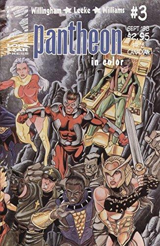 Bill Willingham's Pantheon #3