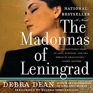 The Madonnas of Leningrad Audiobook