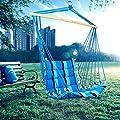 Holifine Wellenförmige blaue Abschnitt hebt Hammock Serie von Temtop - Gartenmöbel von Du und Dein Garten