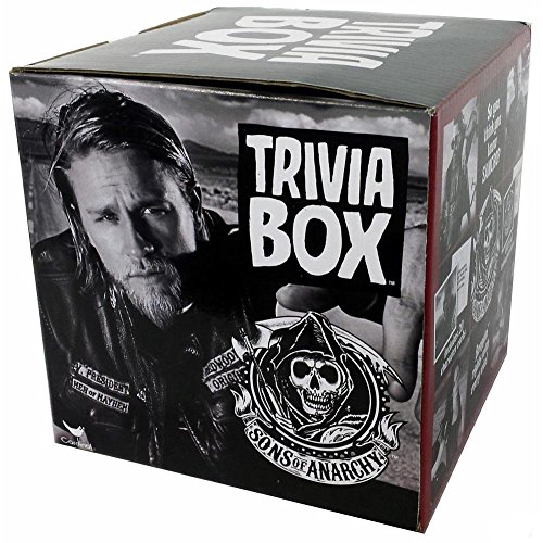 Sons of Anarchy Trivia Box (Cardinal)