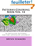 Patterns Coloring Book Vol. 14