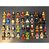 Lego Lot Of 10 Minifigures Random Lot