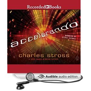 Accelerando [New Version] - Charles Stross