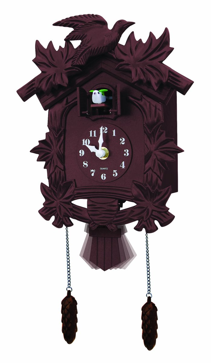 Old World Style Cuckoo Clock