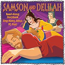 Samson and Delilah Audiobook by Darcy Weinbeck Narrated by David DuChene